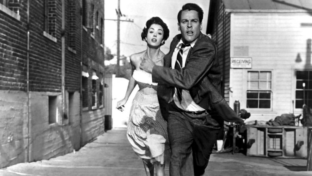Dana Wynter & Kevin McCarthy in Invasion of the Body Snatchers