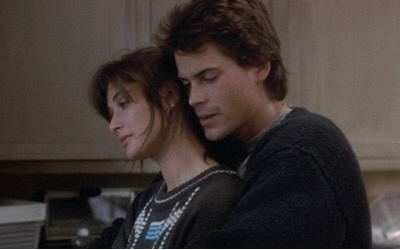 Demi Moore & Rob Lowe in About Last Night...