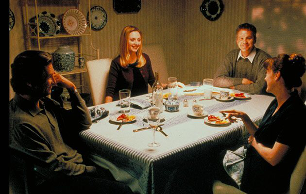 The cast of Arlington Road