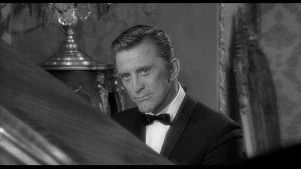 Kirk Douglas in The List of Adrian Messenger