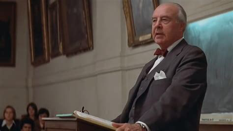 John Houseman in The Paper Chase