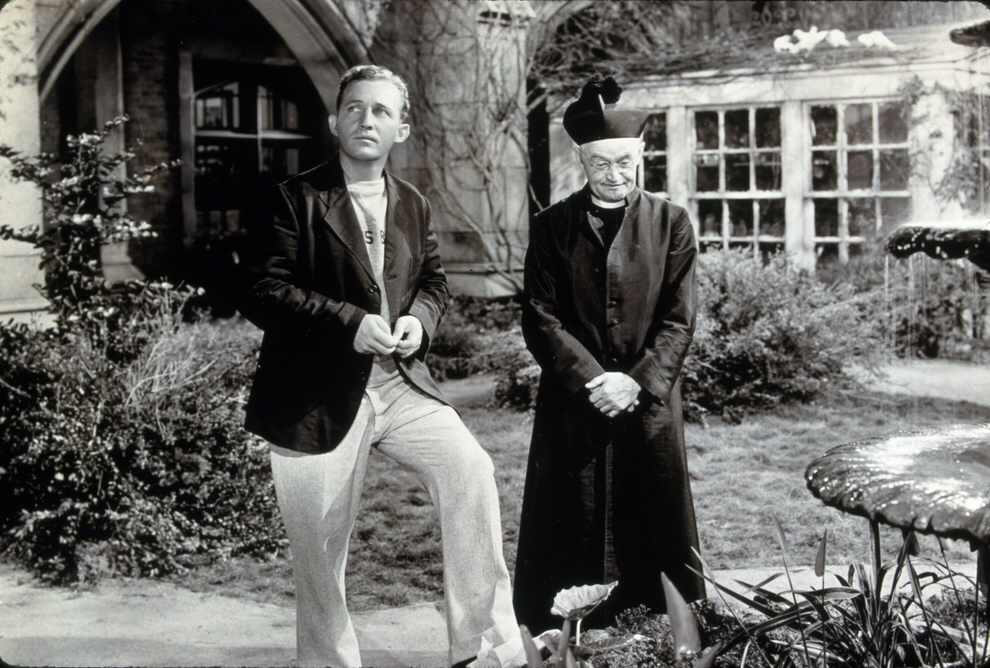 Bing Crosby & Barry Fitzgerald in Going My Way