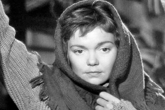 Jane Wyman in Johnny Belinda
