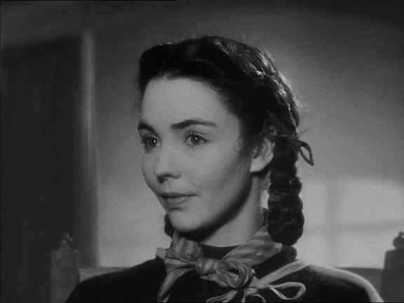 Jennifer Jones in The Song Of Bernadette