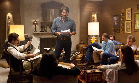 The cast of Argo