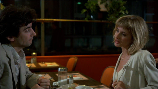 Griffin Dunne & Rosanna Arquette in After Hours