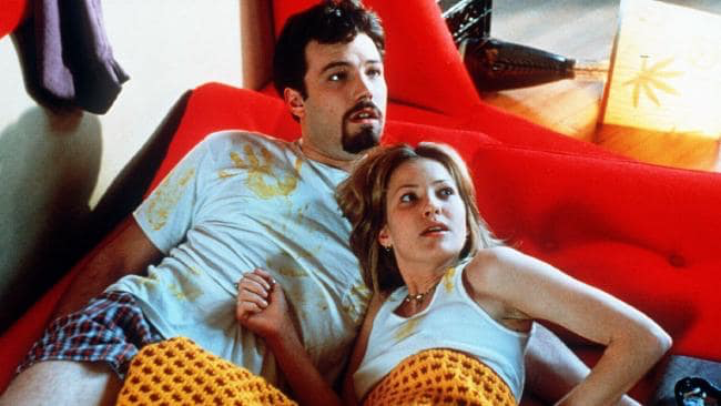 Ben Affleck & Joey Lauren Adams in Chasing Amy