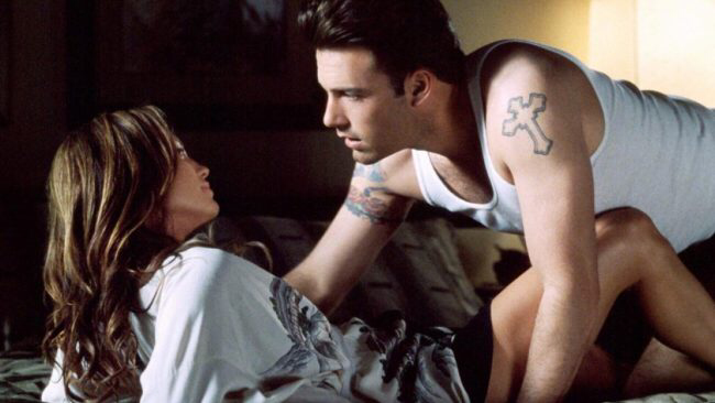 Jennifer Lopez & Ben Affleck in Gigli