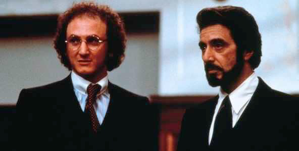 Sean Penn & Al Pacino in Carlito's Way