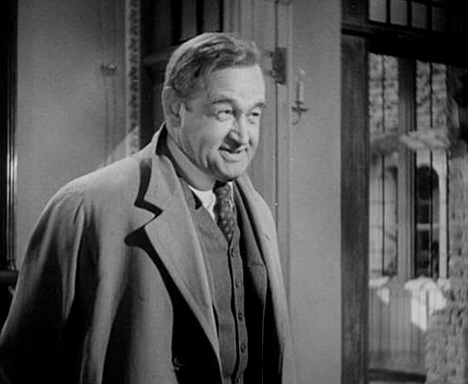 Barry Fitzgerald in And Then There Were None