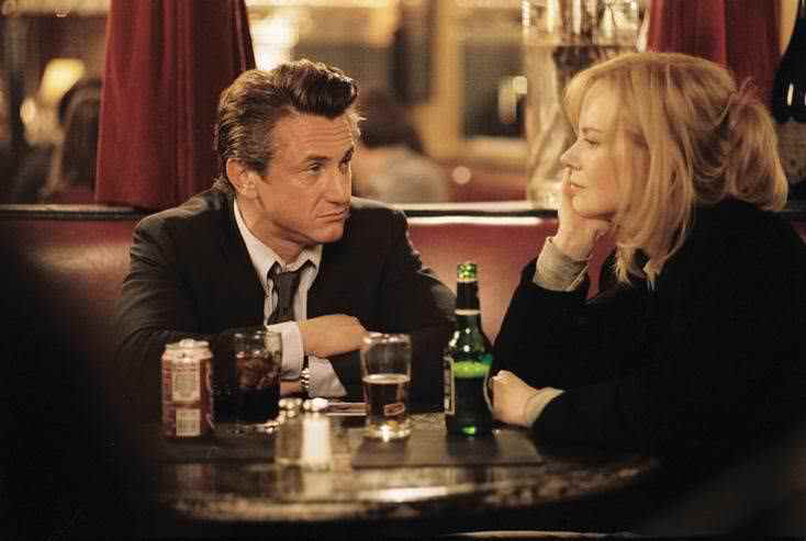 Sean Penn & Nicole Kidman in The Interpreter