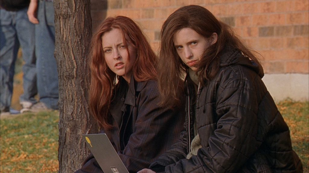 Katherine Houghton & Emily Perkins in Ginger Snaps