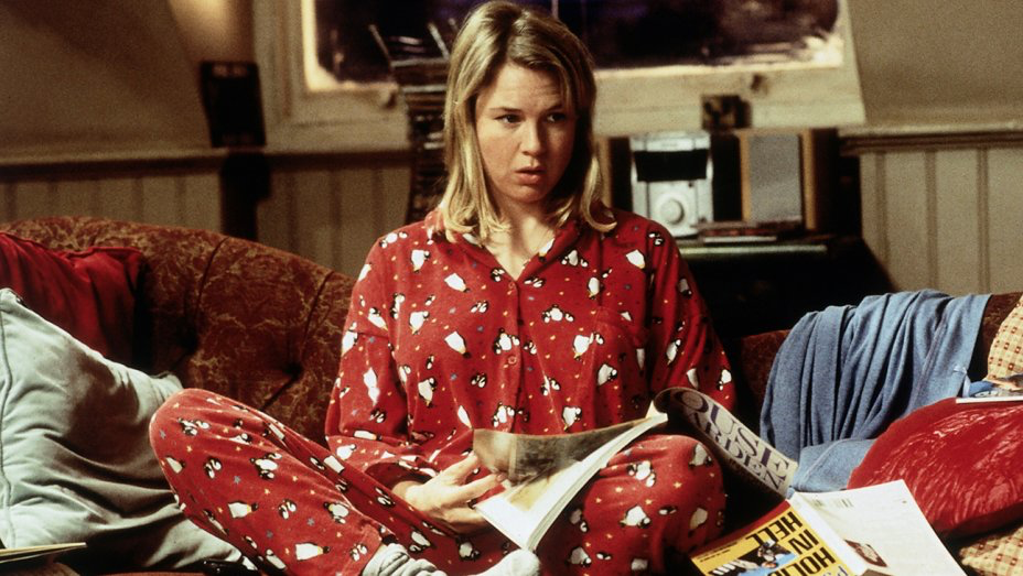 Renee Zellweger in Bridget Jones'a Diary