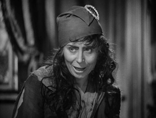 Blanche Yurka in A Tale Of Two Cities