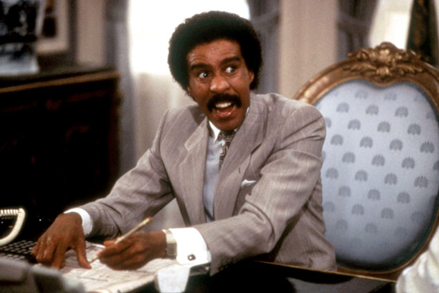 Richard Pryor in Brewster's Millions