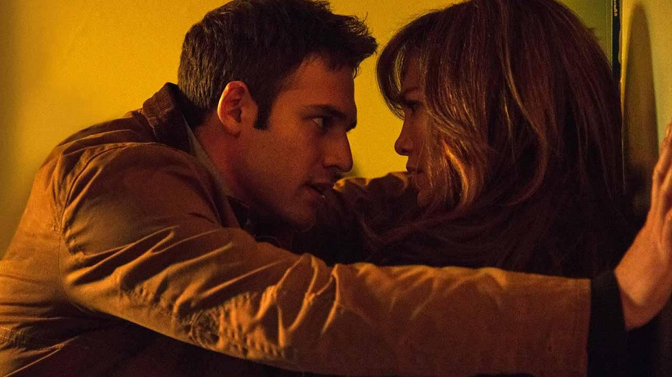 Ryan Guzman & Jennifer Lopez in The Boy Next Door