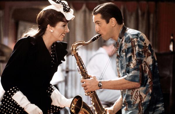 Liza Minnelli & Robert DeNiro in New York, New York