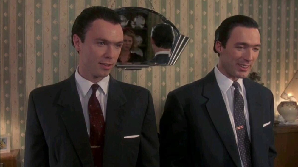 Gary Kemp & Martin Kemp in The Krays