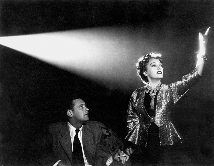 Gloria Swanson in Sunset Boulevard