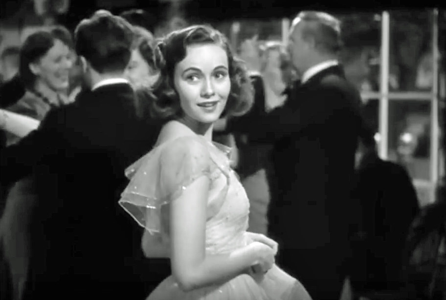 Teresa Wright in Mrs. Miniver