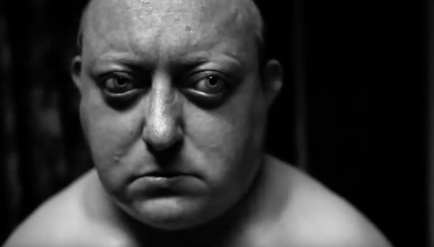 Lawrence R. Harvey in The Human Centipede 2