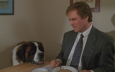Charles Grodin in Beethoven