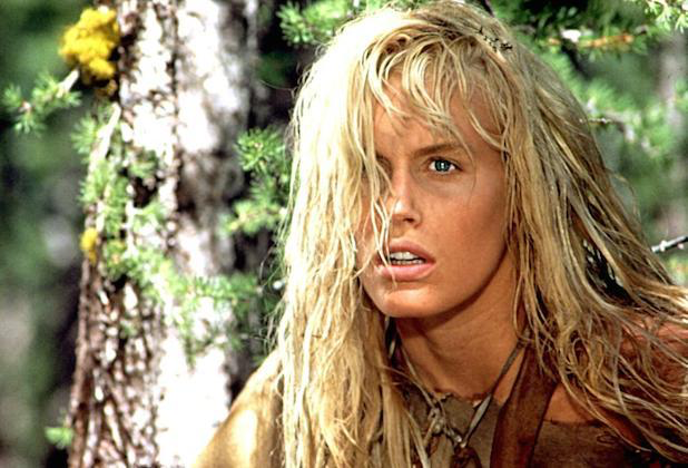 Daryl Hannah in The Clan of the Cave Bear