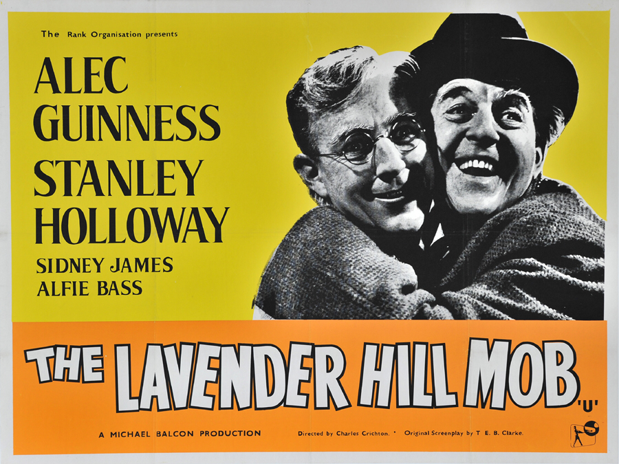 The Lavender Hill Mob