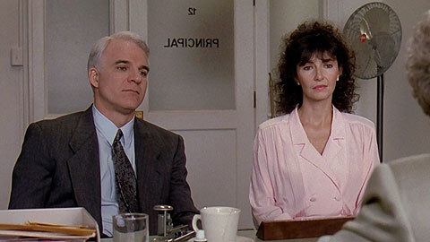 Steve Martin & Mary Steenburgen in Parenthood