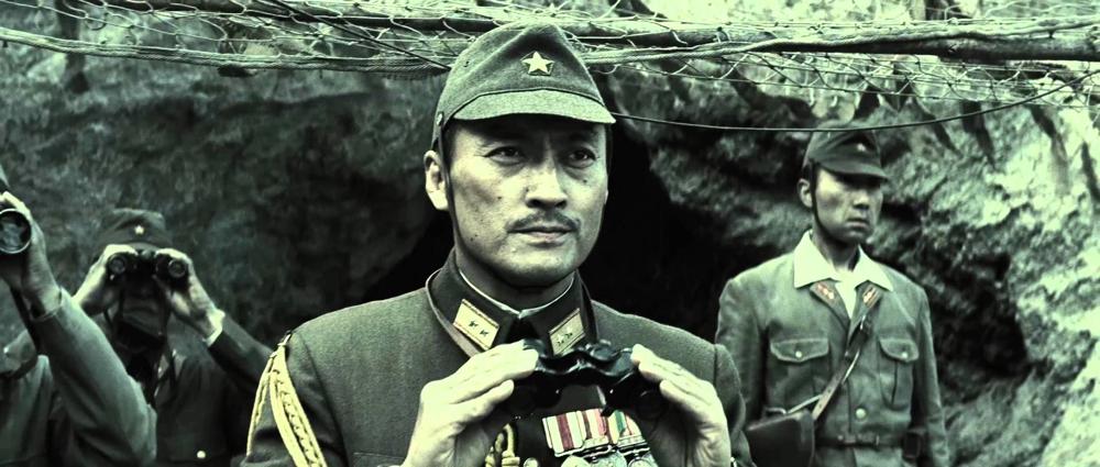 Ken Watanabe in Letters from Iwo Jima