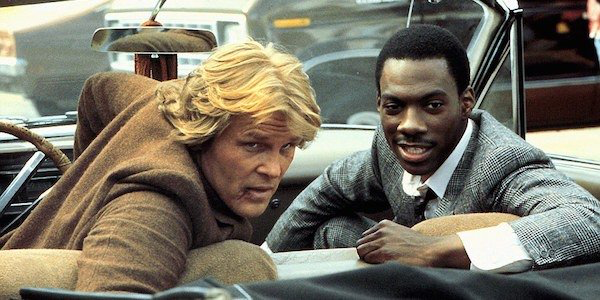 Nick Nolte & Eddie Murphy in 48 Hrs