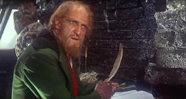Ron Moody in Oliver!