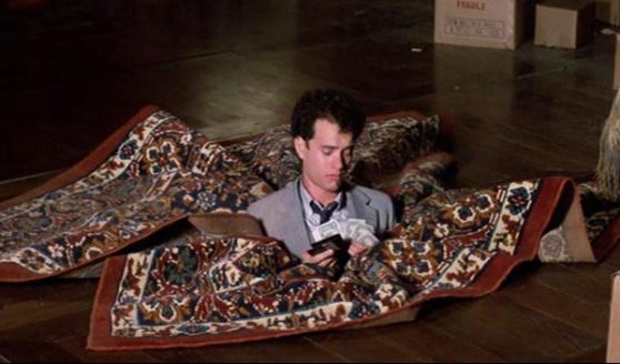 Tom Hanks in The Money Pit