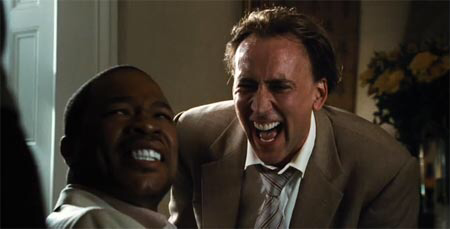 Nicolas Cage in Bad Lieutenant: Port of Call New Orleans