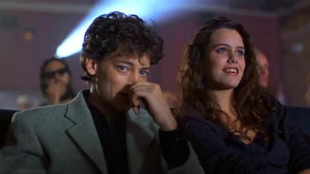 Dexter Fletcher & Ione Skye in The Rachel Papers
