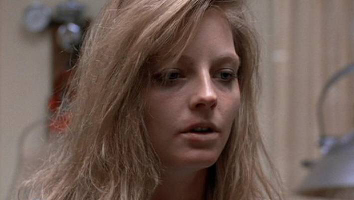 Jodie Foster in The Accused