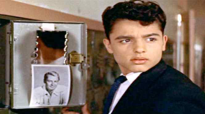 Sal Mineo in Rebel Without A Cause