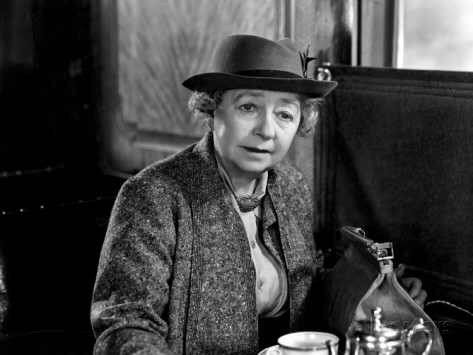 May Whitty in The Lady Vanishes