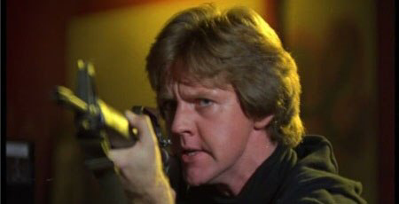 Robert Ginty in The Exterminator