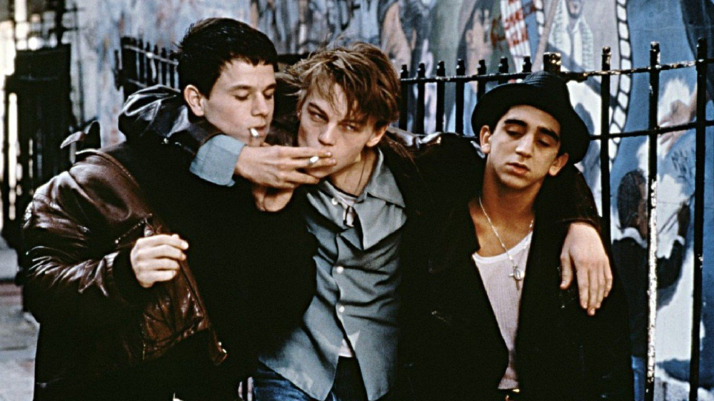 The cast of The Basketball Diaries