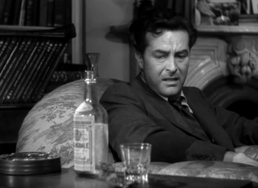 Ray Milland in The Lost Weekend