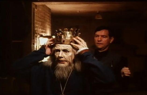Albert Finney & Tom Courtenay in The Dresser