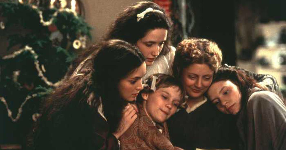 The cast of Little Women (1994)