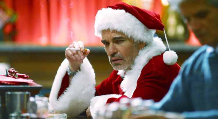 Billy Bob Thornton in Bad Santa 2