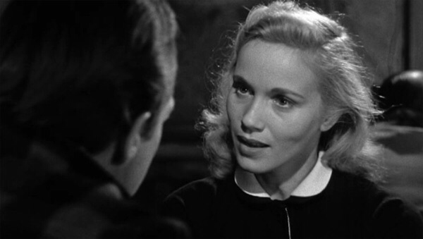 Eva Marie Saint in On The Waterfront