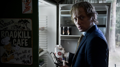 Aksel Hennie in Headhunters