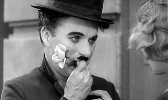 Charles Chaplin in City Lights