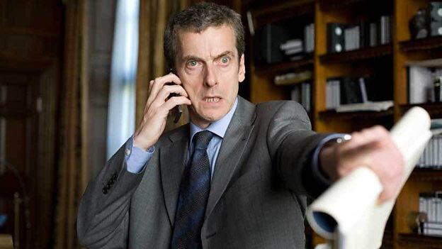 Peter Capaldi in In The Loop