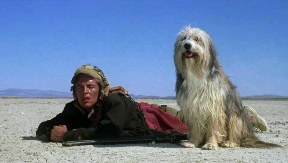 Don Johnson in A Boy & His Dog