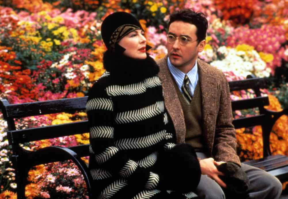 Dianne Wiest & John Cusack in Bullets Over Broadway